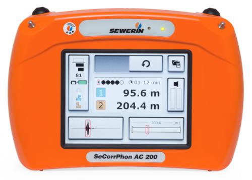 SeCorrPhon-AC200PlusKit-Sewerin